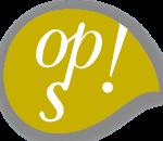 Ops! logo